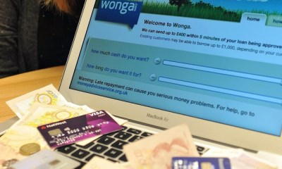 Wonga writes off £220m of loans | Daily Mail Online