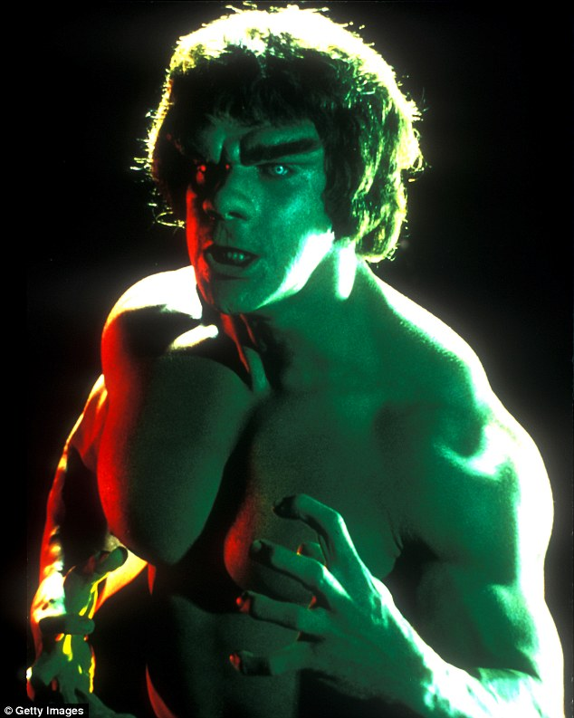 Bill 1977 Hulk Incredible