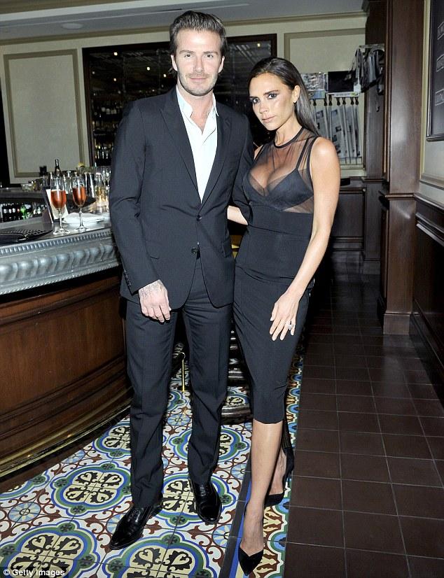 David Beckham says wife Victoria helped him when injury ...