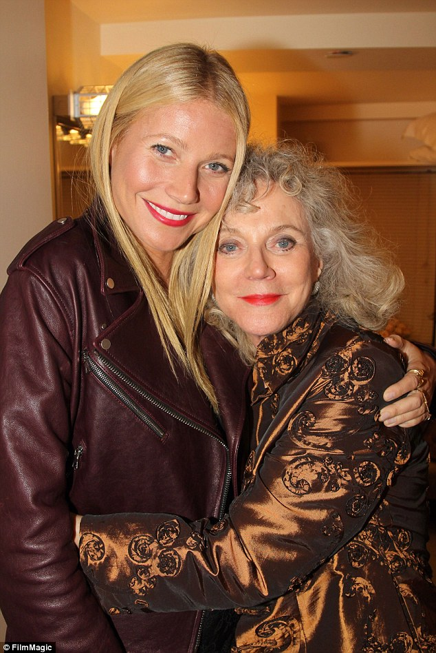 Gwyneth Paltrow's mother Blythe Danner doesn't get ...