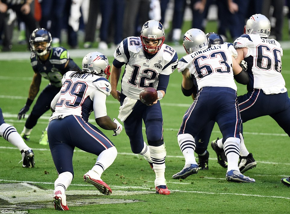 Super bowl 2015: Tom Brady leads Patriots to victory over ...