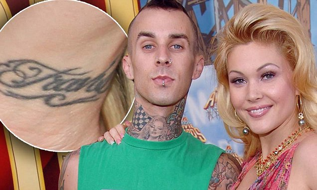 travis barker wife - 636×382