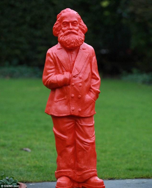 Tall Garden Statues