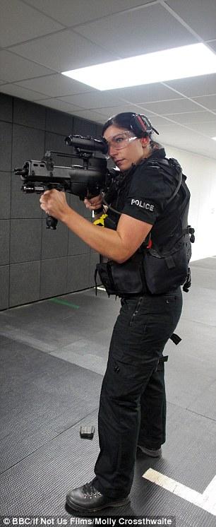 Security Guard Fight