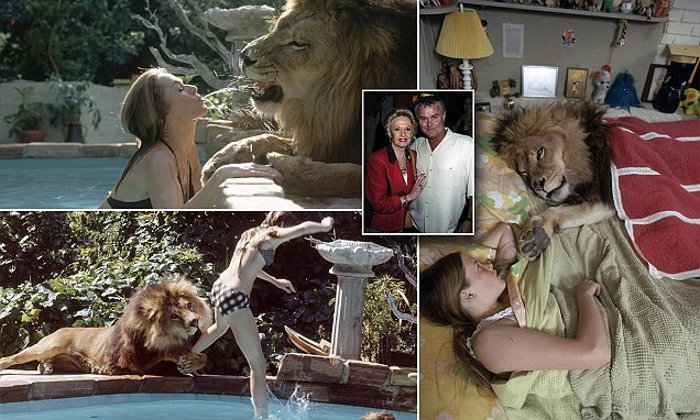 Melanie Griffith S Brother Describes Horror Making Roar
