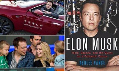 New book reveals Elon Musk's bizarre views on life   Daily ...