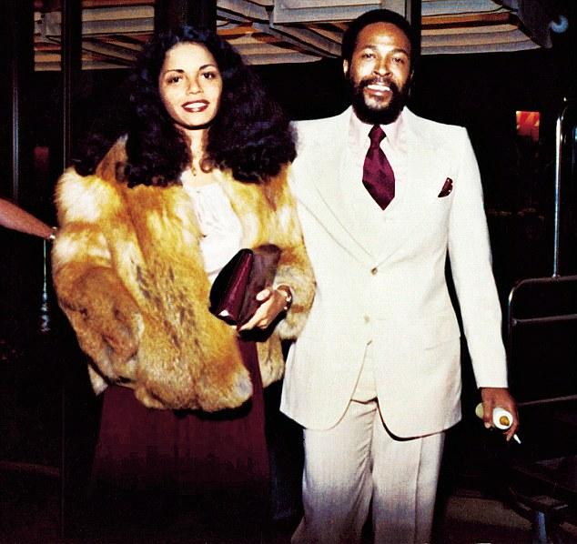 Marvin Gaye's widow: Well, says Marvin Gaye's widow, apart ...