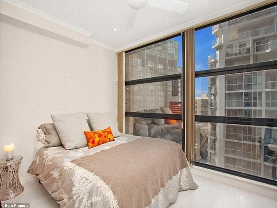 Apartment Sydney Bedroom 1 Rent