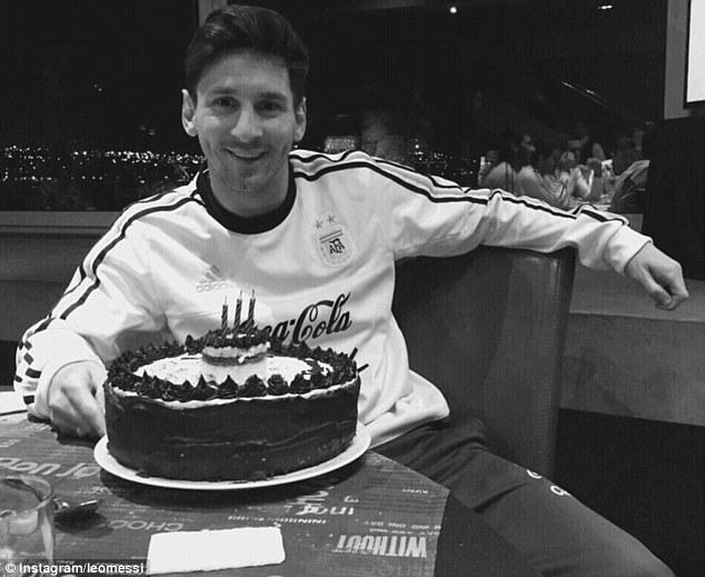 Happy Birthday Cake Big Size