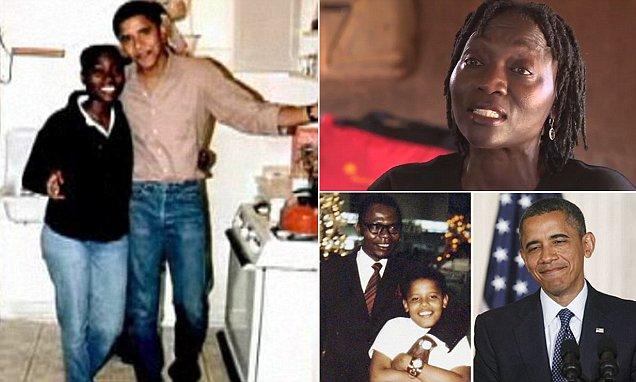 Barack Obama's half-sister Auma reveals she is 'proud' of ...