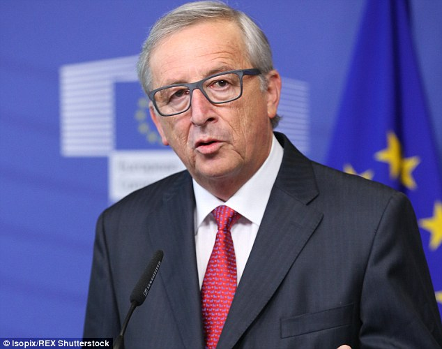 EU chief Jean-Claude Juncker says removing checkpoints is ...
