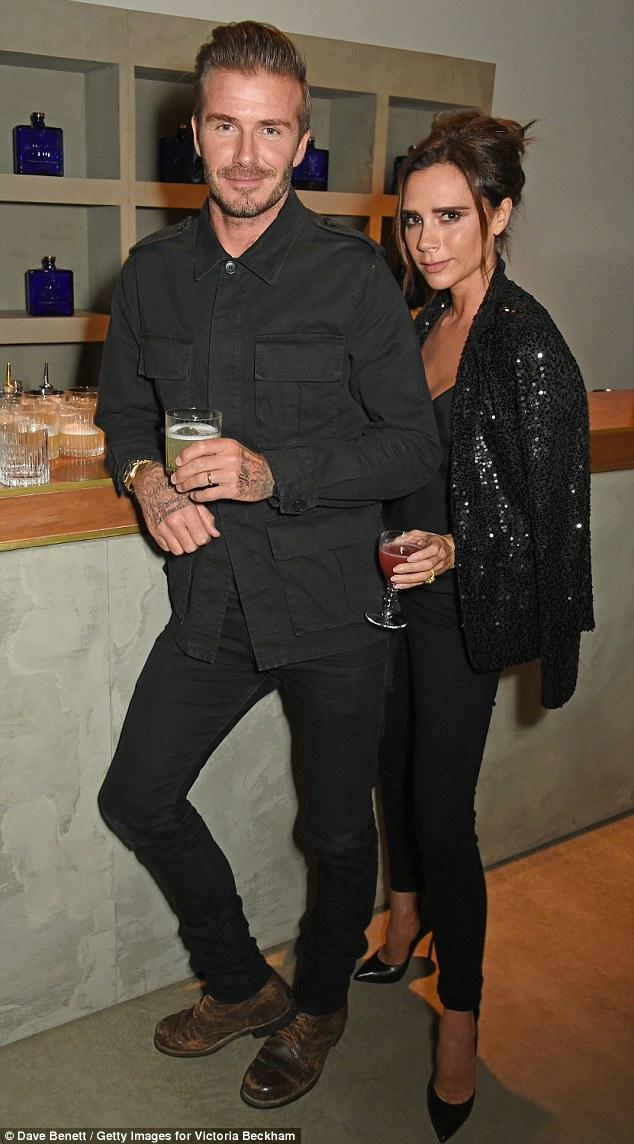 David Beckham reveals wife Victoria has a passion for ...