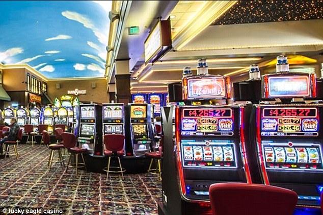 Vegas slot machine winners