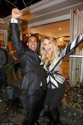 House Rules 2014 winners Adam and Lisa announce baby news 6 months     Another thing to celebrate  House Rules 2014 winners Adam and Lisa  announced the arrival of
