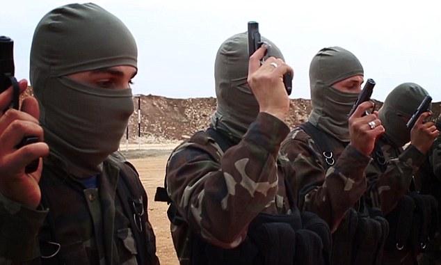 How Many Rebels Syria