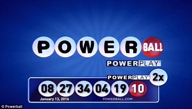Powerball Winning Numbers California