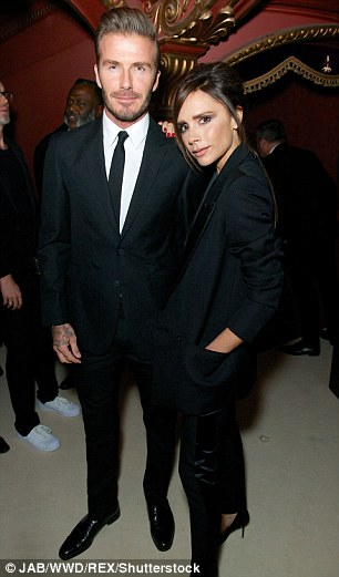 David Beckham 'bailed out wife Victoria's fashion empire ...