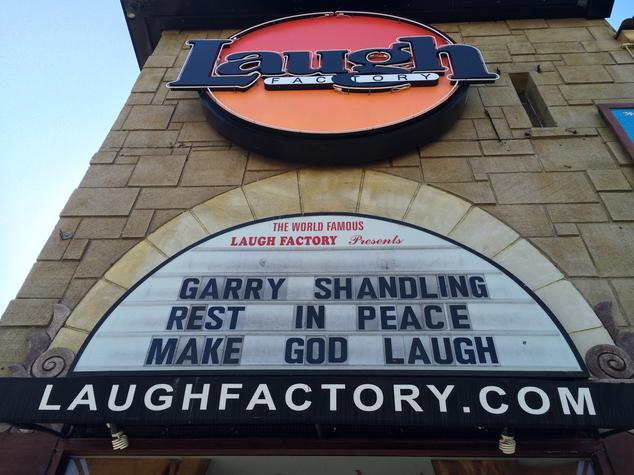 Laugh Factory Los Angeles