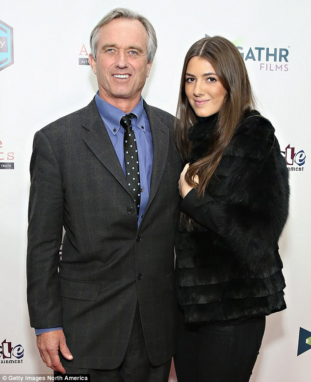 RFK Jr bans daughter Kyra from Instagram after cyber ...