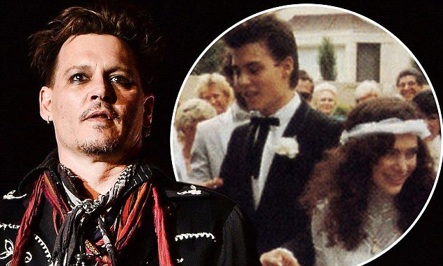 Johnny Depp's ex-wife Lori Anne Allison says he'd never ...