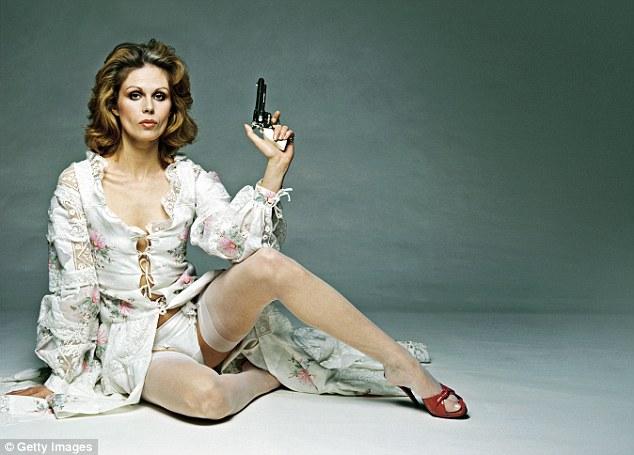 Absolutely Fabulous! Joanna Lumley looks back on life ...