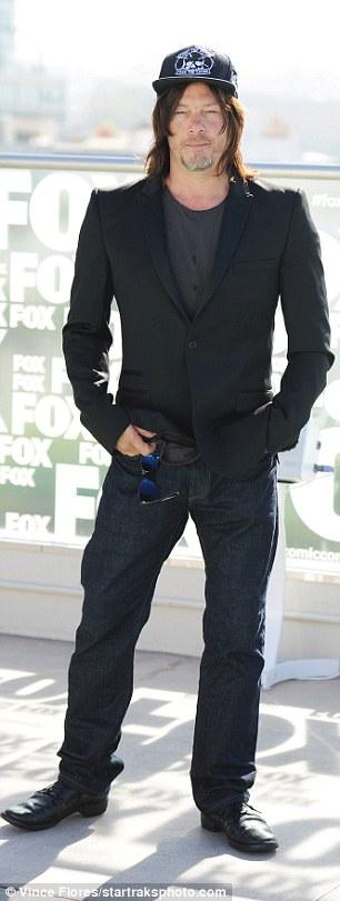Norman Reedus Comic Con Fans