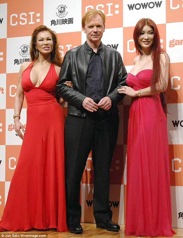 Whats David Caruso Doing Now
