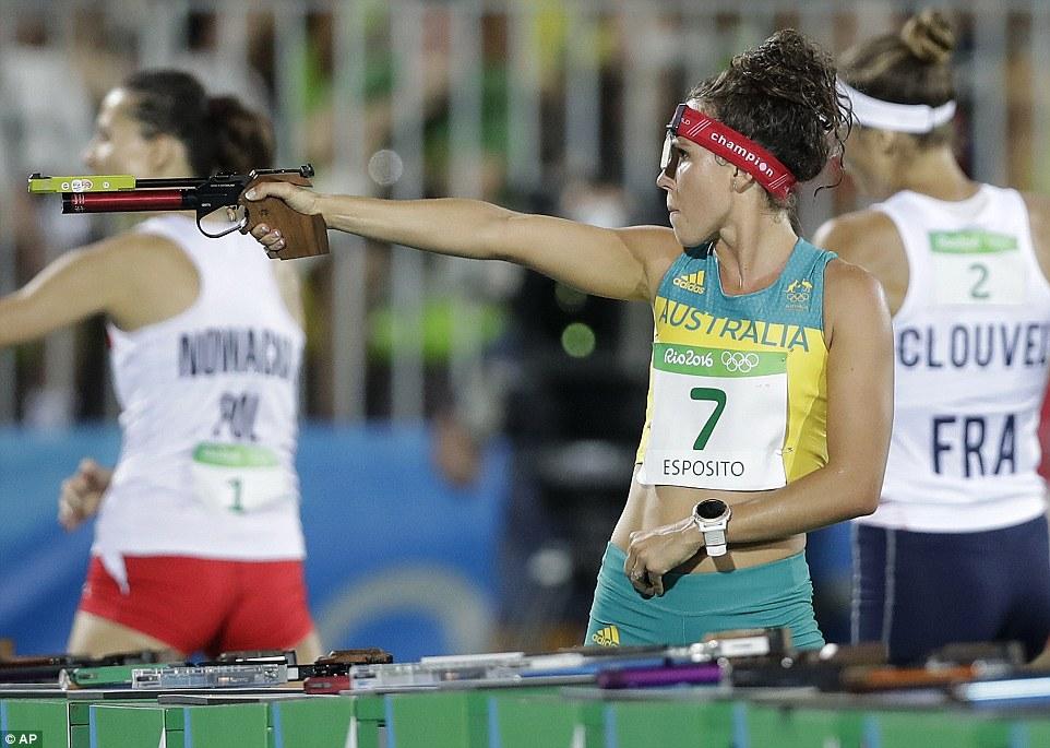 Australian Chloe Esposito Wins The Women S Modern
