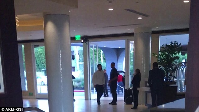 Marriott Security Manager