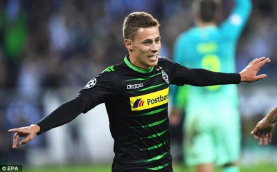 Chelsea have £13m buy-back option for Thorgan Hazard but ...