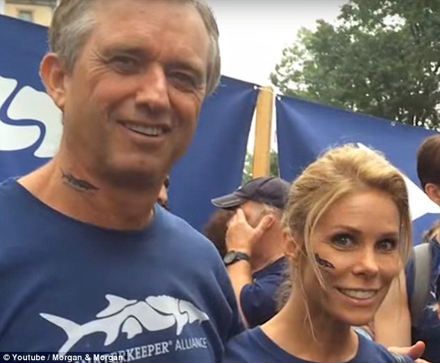 Robert F. Kennedy Jr. joins personal injury firm that ...