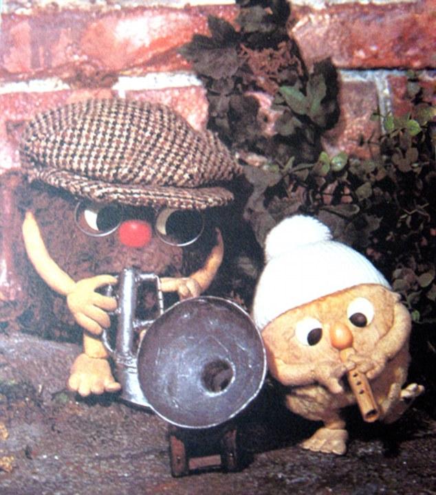 Tv Show Puppet Marionette