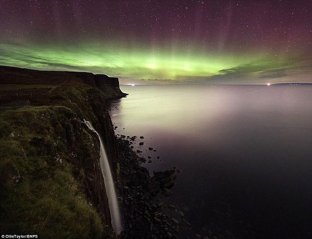 Northern Lights Activity Tonight