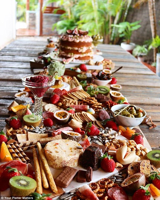 Best Catered Food Parties