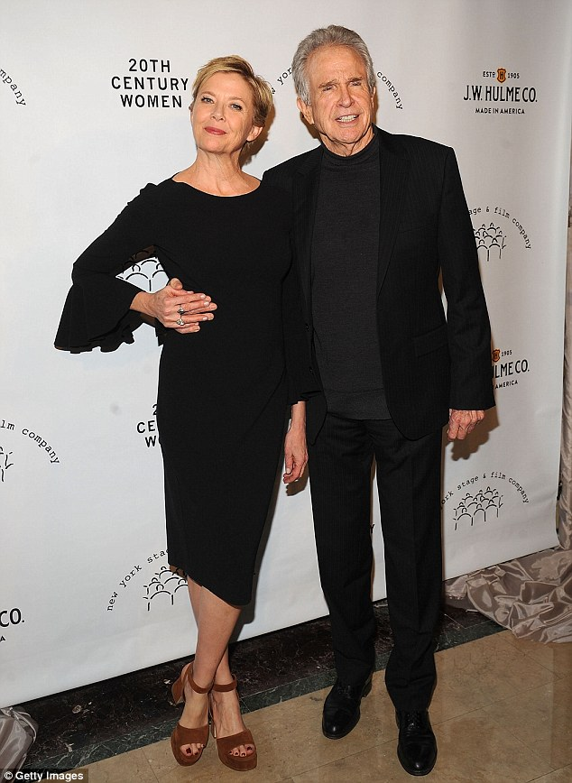 Annette Bening reveals how her marriage to Warren Beatty ...