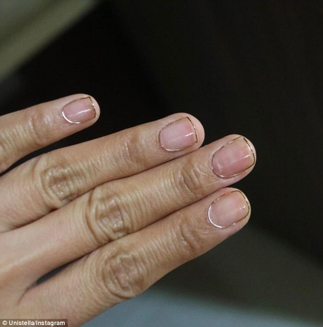 Uv Light Nails