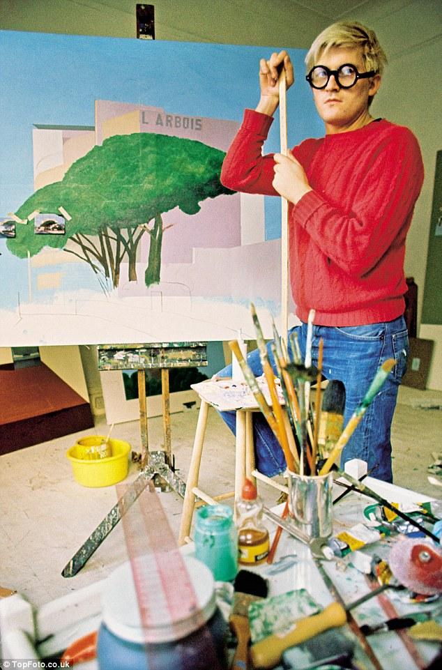 Portraits Self Master Old