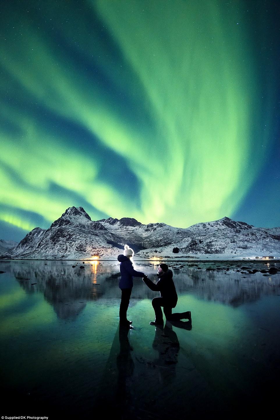 Northern Lights Display