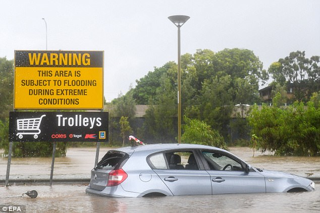 Brisbane Flood 2017