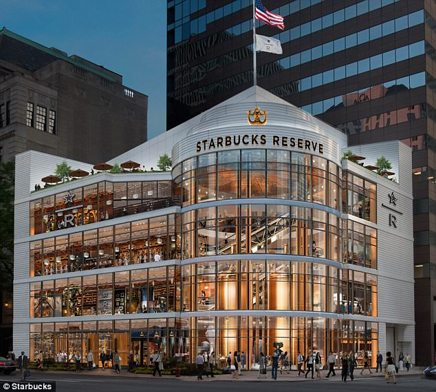 Starbucks to open glamorous location in Chicago | Daily ...