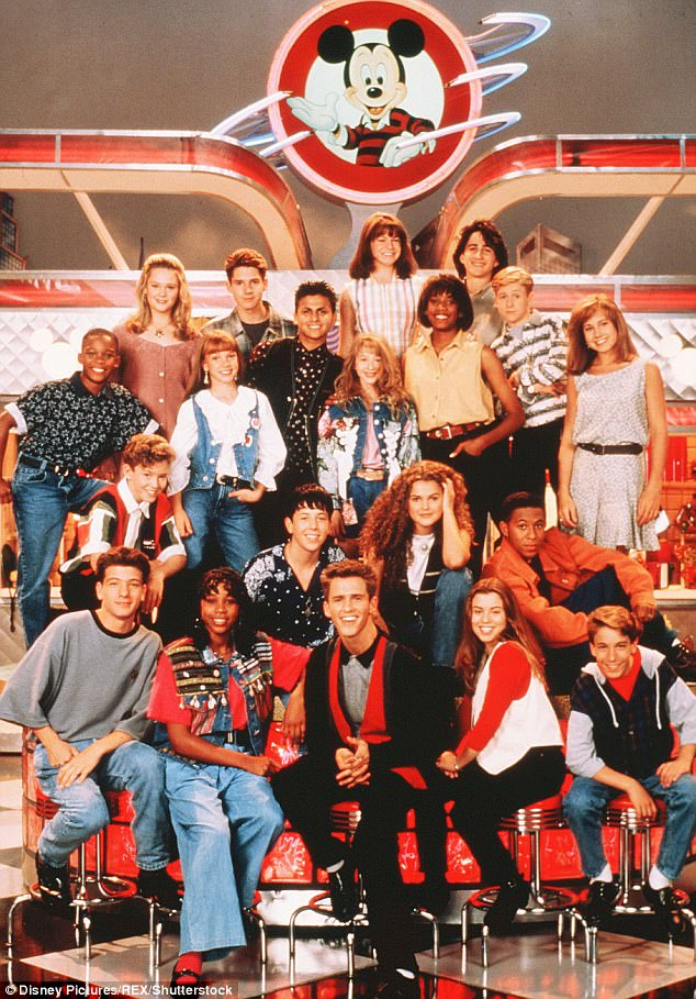 Mickey Mouse Club 1990s Cast