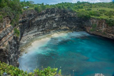 The tropical island of Bali is sure to lift the spirits ...