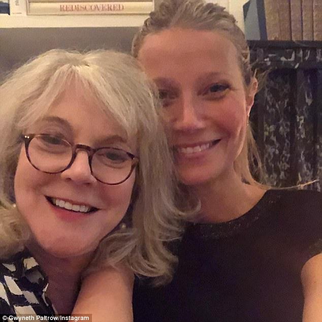Gwyneth Paltrow sends mom Blythe Danner birthday wishes ...
