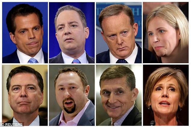 Donald Trump Security Team