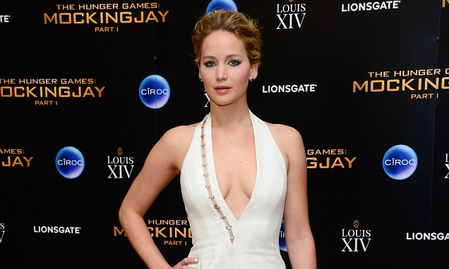 What is Jennifer Lawrence's net worth? | Daily Mail Online
