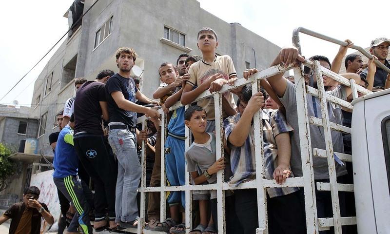 Bloody Sunday in Gaza - World - DAWN.COM
