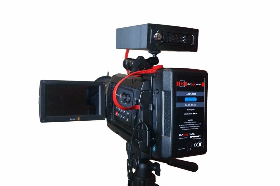 Camera   Photo Accessories   Cameras   Photography CFast to SSD Solution for Blackmagic URSA and URSA Mini Camera