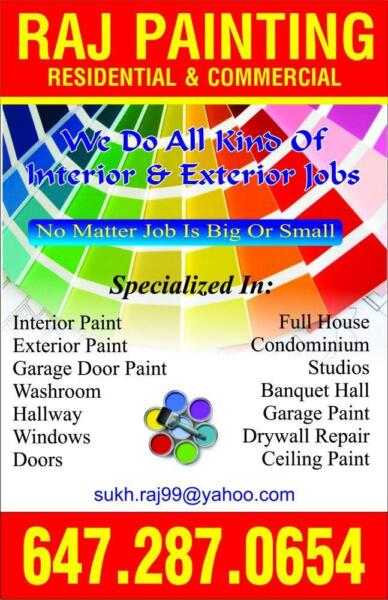 Interior Painting Estimate