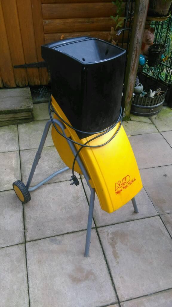 Alko Garden Shredder
