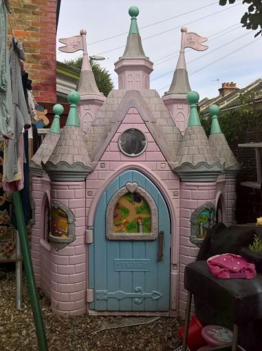 LARGE PLAYHOUSE FEBER CASTLE   in Bognor Regis  West Sussex   Gumtree LARGE PLAYHOUSE FEBER CASTLE